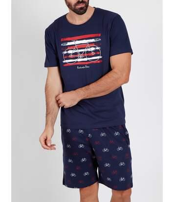 Pyjama short t-shirt Cycle Antonio Miro Admas