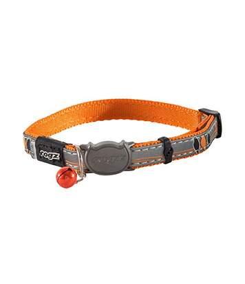 Rogz Nightcat - Collier Pour Chat (Orange) (Taille unique) - UTTR319
