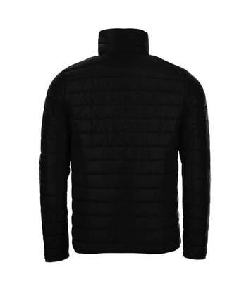 SOLS Mens Ride Padded Water Repellent Jacket (Black) - UTPC2168