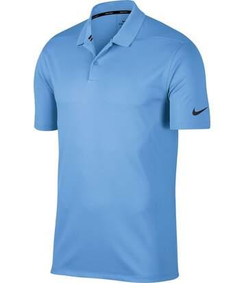 Polo de golf NIKE manches courtes - homme - NK263 - bleu clair
