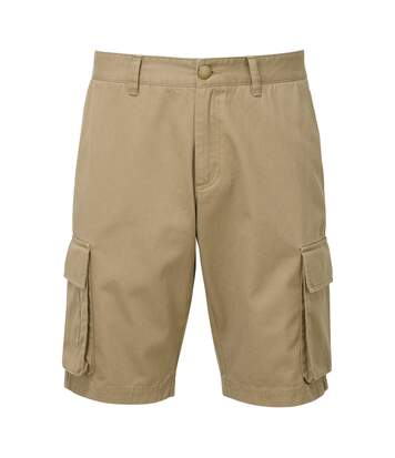 Asquith & Fox Mens Cargo Shorts (Khaki) - UTRW7678