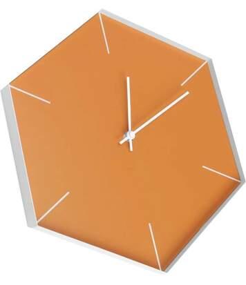 Horloge loft Héxagona 30 x 35 cm