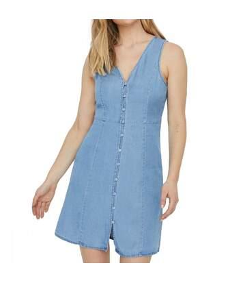 Robe bleu femme Vero Moda