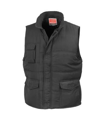 Result Mens Mid-Weight Bodywarmer Showerproof Windproof Jacket (Royal) - UTBC939