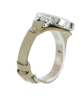 Montre Femme M. JOHN bracelet Cuir Marron