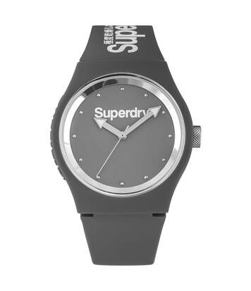 Montre URBAN STYLE Superdry Mixte Gris - SYG005EE