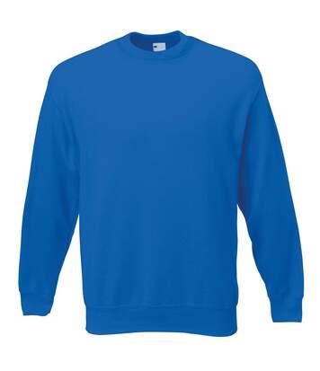 Sweat-Shirt En Jersey - Homme (Cobalt) - UTBC3903