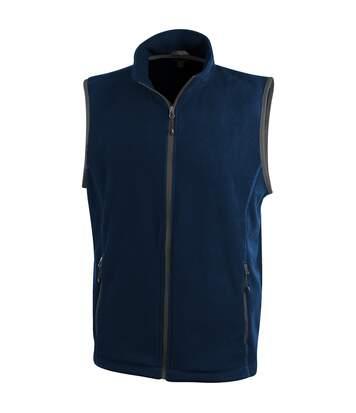 Elevate Body Tyndall Micro Fleece Pour Homme (Bleu marine) - UTPF1936