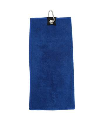 Towel City - Serviette De Golf (Bleu roi) - UTPC3036