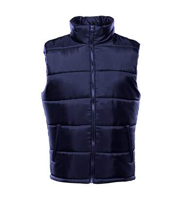 2786 Mens Plain Bodywarmer / Gilet Jacket (Navy) - UTRW2509