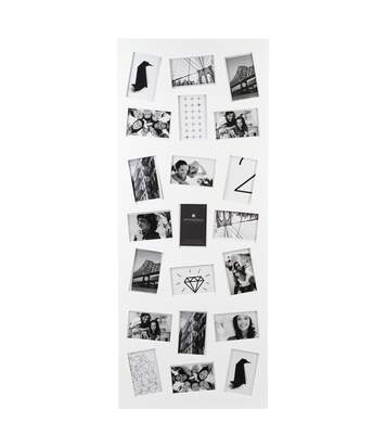 Pêle-mêle - 21 Photos - Blanc