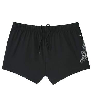 Men's Black Swim Briefs