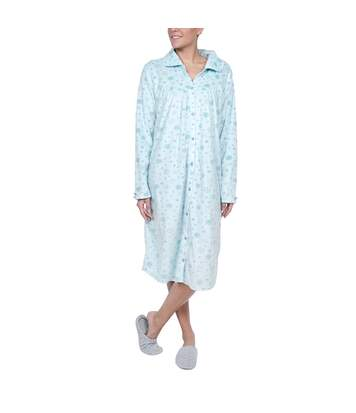 Chemise de nuit polaire femme