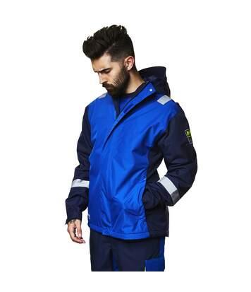 Helly Hansen Mens Aker Winter Jacket (Jet Black) - UTBC3946