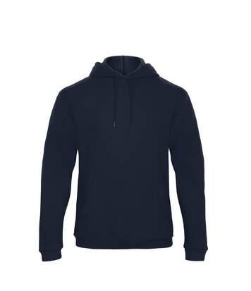 Sweat-shirt à capuche - unisexe - WUI24 - bleu marine