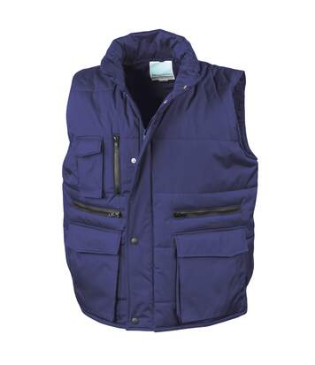 Result Mens Lance Bodywarmer / Gilet (Windproof & Showerproof) (Royal) - UTRW3213