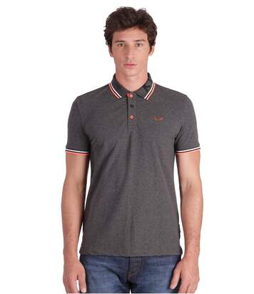 Polo stretch maille piqué MIMO  -  Kaporal - Homme