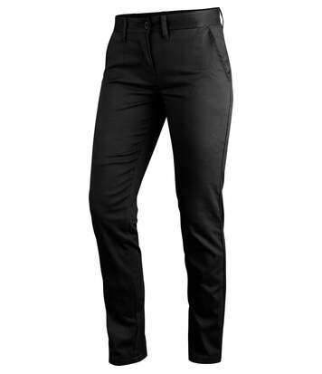 Pantalon professionnel femme en Chino Würth MODYF noir