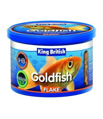 King British - Flocons Pour Poisson (Peut varier) (28 g) - UTBT459