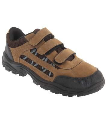 Dek Ascend - Chaussures de marche  - Homme (Kaki/Marron) - UTDF143
