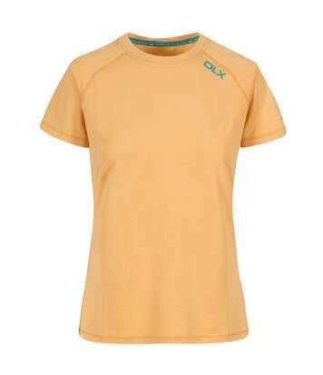 Trespass - Tee Shirt De Sport Monnae - Femme (Jaune) - UTTP4650