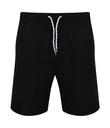 Front Row - Short - Homme (Noir) - UTPC3154