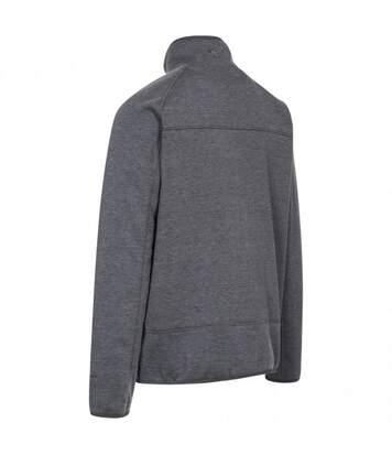 Trespass Mens Rutland Fleece Jacket (Carbon) - UTTP4290