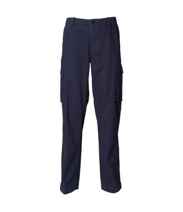 Front Row - Pantalon Cargo - Homme (Bleu marine) - UTRW500