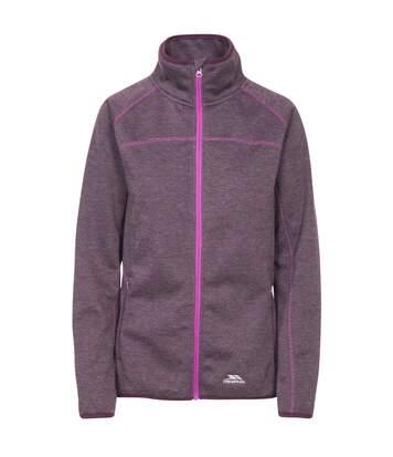 Trespass Womens/Ladies Tenbury Fleece Jacket (Potent Purple) - UTTP4281