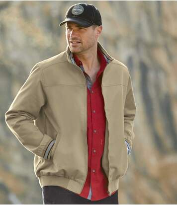 Blouson en Twill Outdoor
