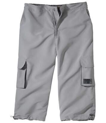 Spodnie 3/4 z mikrofibry Oahu