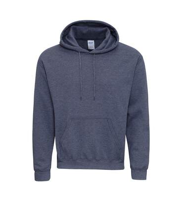 Gildan Heavy Blend Adult Unisex Hooded Sweatshirt / Hoodie (Safety Green) - UTBC468