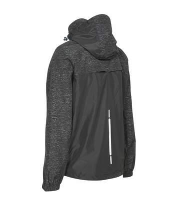 Trespass Mens Prominent Active Jacket (Reflective Print Black) - UTTP4255