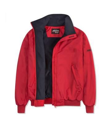 Musto Mens Snug Blouson II Showerproof Jacket (True Red/True Navy) - UTRW5600