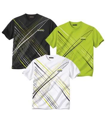 Zestaw 3 t-shirtów Sporting