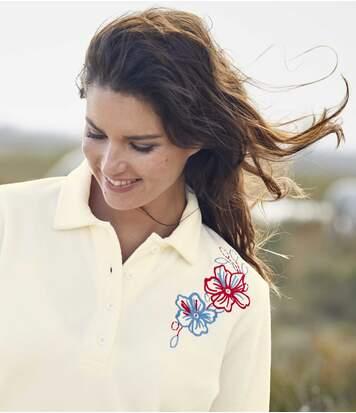 2er-Pack Pullover aus Microfleece mit Stickerei
