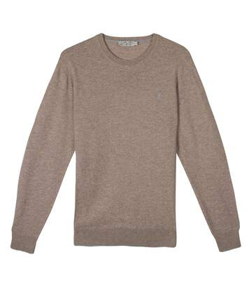 Pull laine col rond LIMA