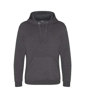 AWDis Just Hoods Mens Graduate Heavyweight Hoodie (Charcoal) - UTPC2969