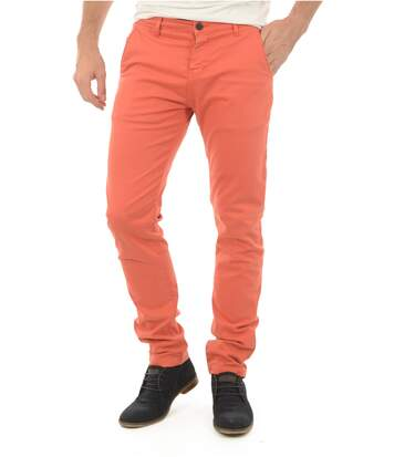 Chino stretch slim  -  Deeluxe - Homme