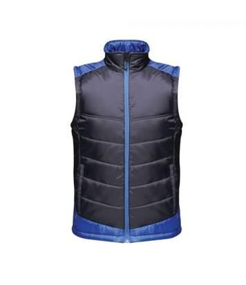 Regatta Mens Uproar Softshell Jacket (Navy/New Royal Blue) - UTRG4097