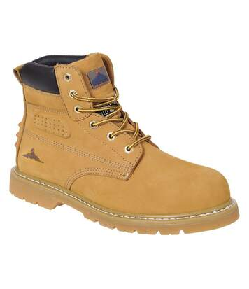 Chaussures  montantes Brodequin Nubuck Steelite SBP HRO Portwest