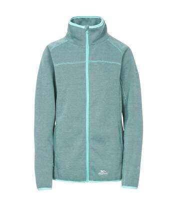 Trespass Womens/Ladies Tenbury Fleece Jacket (Lagoon) - UTTP4281