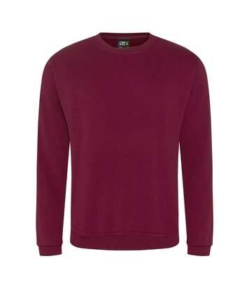 Pro RTX Mens Pro Sweatshirt (Burgundy) - UTRW6174