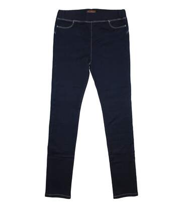 CELIB1 PANTALON ULTRA STRETCH BLEU BRUT