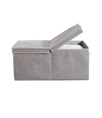Boîte de Rangement & Sac Compresseur 60cm Gris
