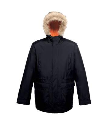 Regatta Classics Mens Waterproof Parka Jacket (Black) - UTPC3198