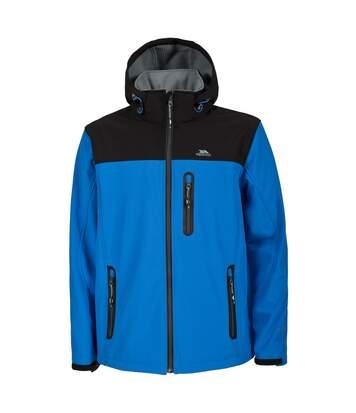 Trespass Mens Hebron Waterproof Softshell Jacket (Bright Blue) - UTTP3220