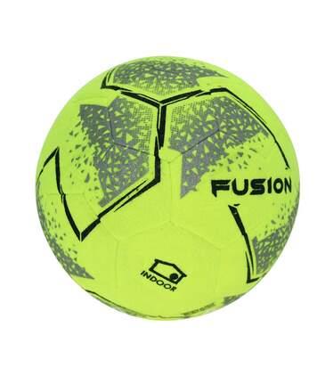 Precision - Ballon De Foot Fusion (Vert fluo / Gris / Noir) - UTRD553