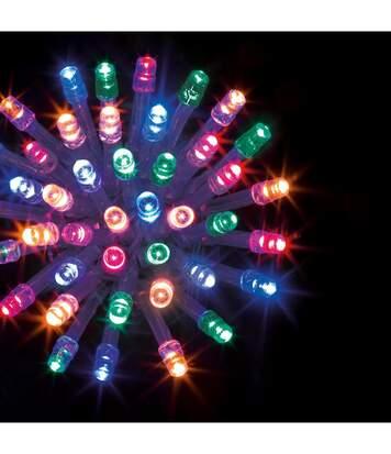 Feeric Christmas - Guirlande Lumineuse Intérieure et Extérieure 40 m 400 LED Multicolore et 8 jeux de lumière