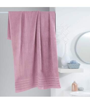 Paris Prix - Drap De Bain vitamine 90x150cm Rose Dragée